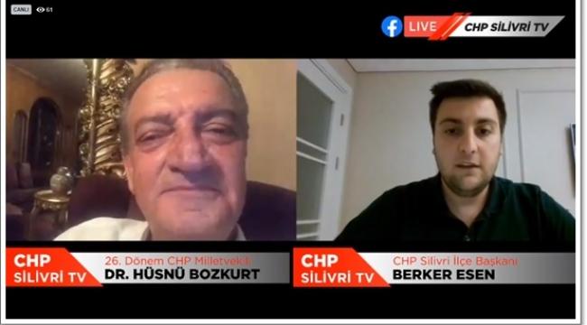 """Bozkurt; """"Cumhuriyet Halk Partili Olmak Bedel Ödemektir!"""""""