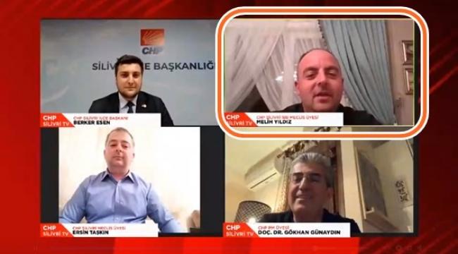 """CHP İBB Meclis Üyesi Melih Yıldız'dan Silivri'ye """"AR-GE Çiftliği"""" Önerisi!"""
