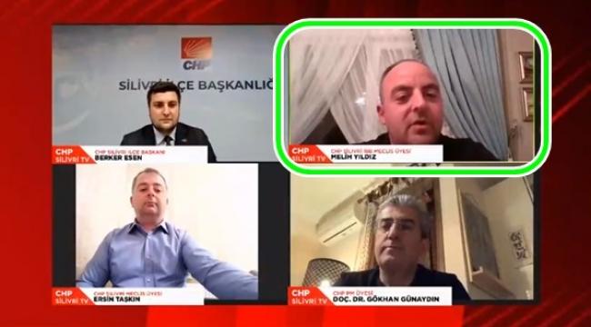 CHP'li Yıldız, Silivrili Üreticilerin Pazarlama Sorunu İçin İBB'den Destek İstedi