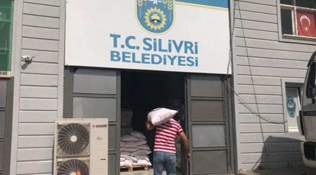 Karaman'dan Gıda Bankası'na 4.500 kg Bakliyat Bağışı