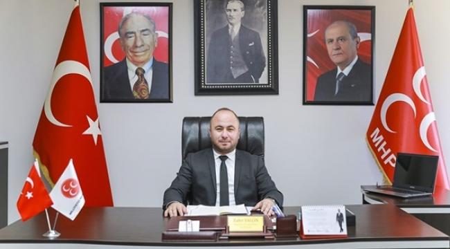 """MHP'den CHP'ye Uyarı; """"Siyasi Kurnazlık Derdine Düşmek Yanlış Bir Yöntem!"""""""