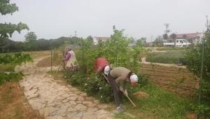 Silivri Belediyesi Üretim Çalışmalarına Devam Ediyor