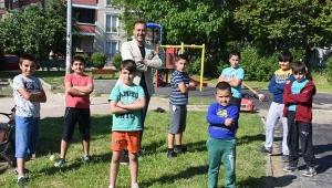 Silivri'de 6 Çocuk Parkı Daha Yenilenecek