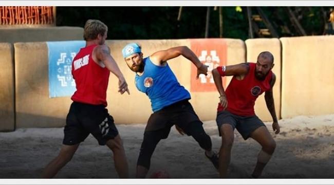 Survivor 2020'de Ödül Oyununu Kazandıran Golü Silivrili Yunus Emre Attı