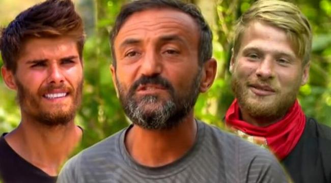 Survivor'daki Silivrili Yunus Emre'den Barış hakkında şaşırtan iddia