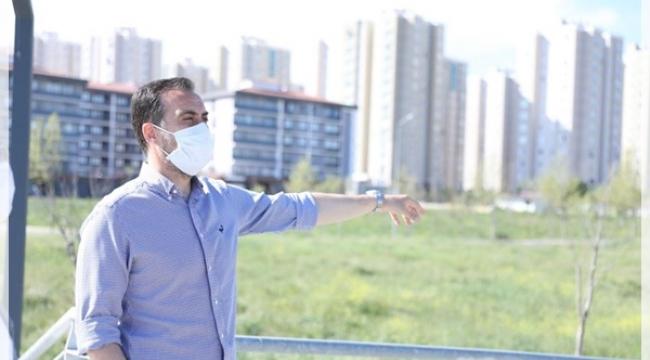 """Yılmaz: """"Silivri İle Türkiye'de Tarımda Öncü Olacağız"""""""