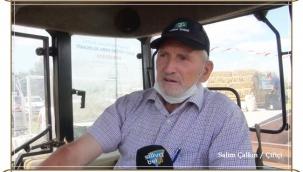"""Bölge Çiftçisi: """"Başkan Yılmaz; İçimizden Biri"""""""