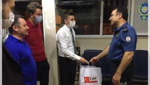 CHP'den Selimpaşa Polis Karakolu'na Ziyaret