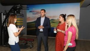 Mimarsinan'a Kazandırılan Spor Salonu Açılış İçin Gün Sayıyor
