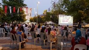 Silivri'de Açık Hava Sinema Günleri Sürüyor