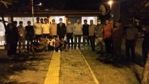CHP Silivri, Kars Kağızman Çayarası Köyü Derneği Ziyaretindeydi