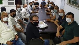 AK Parti'den Gümüşhane Kelkitliler Derneği'ne ziyaret