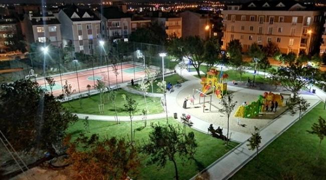 Bozok Parkı ve Spor Sahası'nın açılışı bu akşam