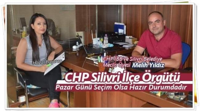 """""""İlk seçimde ipi göğüsleyen taraf CHP olacak!"""""""