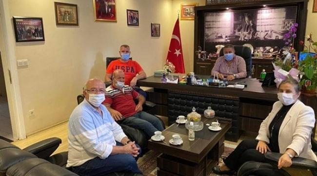 Kaynarca'dan SİBESO'ya Ahilik Haftası ziyareti