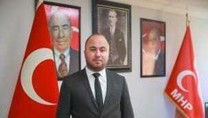 """MHP'li Yalçın: """"Başkan Yılmaz'ın Hizmetlerinden Memnuniyet Duyuyoruz"""""""