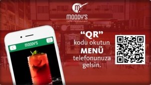 Moody's Cafe&Restaurant'ta Yeni Dönem: Temassız Sipariş!