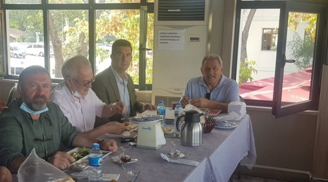 Silivri Emlak Müşavirleri Derneği, bilgilendirme toplantısı düzenledi