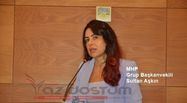 """Aşkın; """"CHP, Silivri Belediyesi'nin Başarısını Hazmedemiyor!"""""""