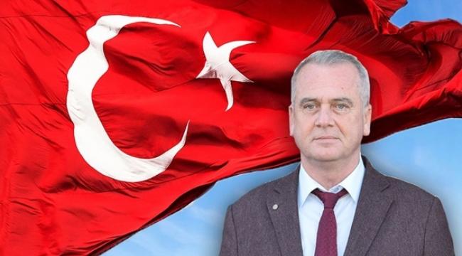 """Sami Barlas; """"Cumhuriyet,Bağımsızlıkve Kahramanlık Destanının Tacıdır"""""""