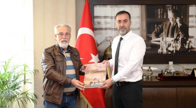 """Dertop'tan Yılmaz'a Öneri! """"İstanbul'u Koşuyorum Silivri'de Yapılsın!"""""""