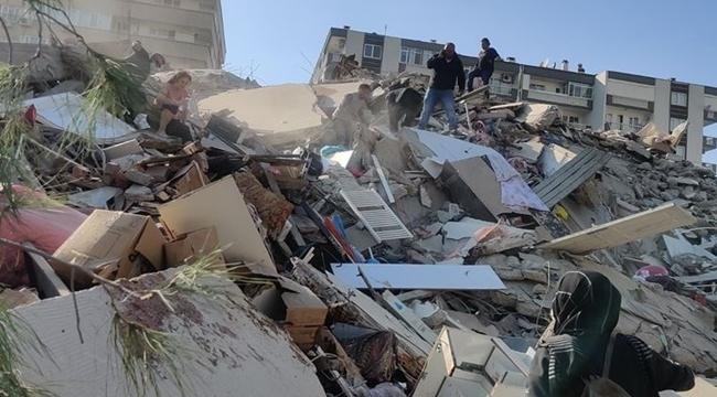 İzmir Depremi Kriz Masası Silivri'de kuruldu!