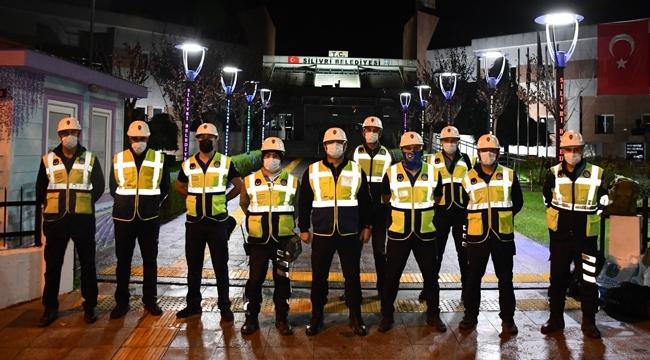 Silivri Belediyesi Arama Kurtarma Ekibi, İzmir İçin Yola Çıktı