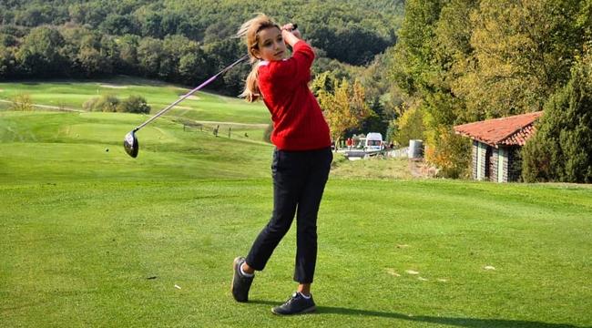 Silivri'de Cumhuriyet Bayramına Özel Golf Turnuvası