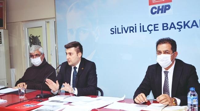 """""""Volkan Yılmaz, Köylüyle CHP'yi Karşı Karşıya Getirmek İstedi!"""""""