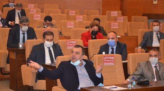 """CHP; """"Kavaklı'daki Tahsisi Halkımızdan Neden Sakladınız?"""""""