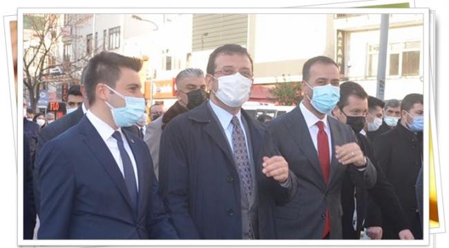 """Başkan İmamoğlu; """"Silivri'ye Eşit Hizmet Geldi"""""""