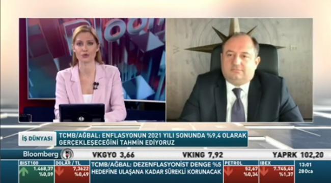 """Sarıbekir: """"Ağbal'ın 2021 Sonu Enflasyon Hedefini Olumlu Karşılıyorum"""""""