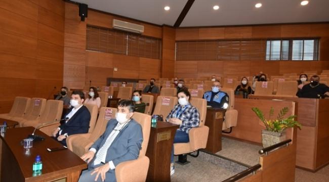 Belediye Personeline Böbrek Sağlığı Eğitimi Verildi