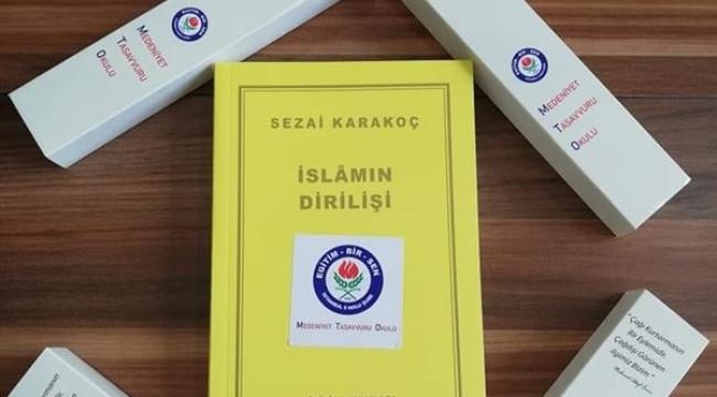 Eğitim-Bir-Sen Silivri Temsilciliği Üyeleri, Sezai Karakoç'un kitaplarını okudu