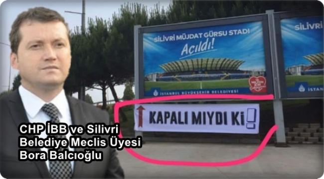 """Balcıoğlu: """"Müjdat Gürsu Stadı'nı Kaderine Terk Etmiştiniz, 10 Yıldır Neredeydiniz?"""""""