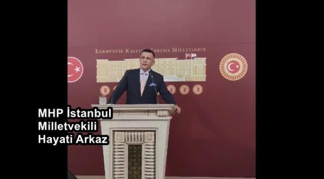 """MHP'li Vekil: """"Silivri'de Tarıma İyi Destek Verilse İstanbul'a Yeter"""""""