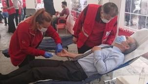 Silivri'de kan bağışı seferberliği başlatıldı
