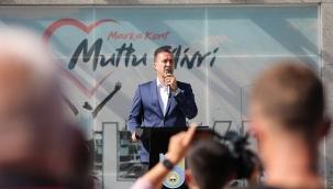 Başkan Yılmaz Belediye Personeli İle Bayramlaştı