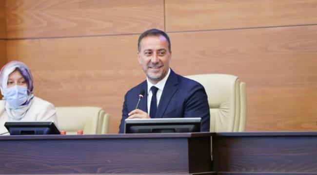 """Başkan Yılmaz'dan CHP Grubu'na: """"3 Yıl Sonra Görüşürüz!"""""""