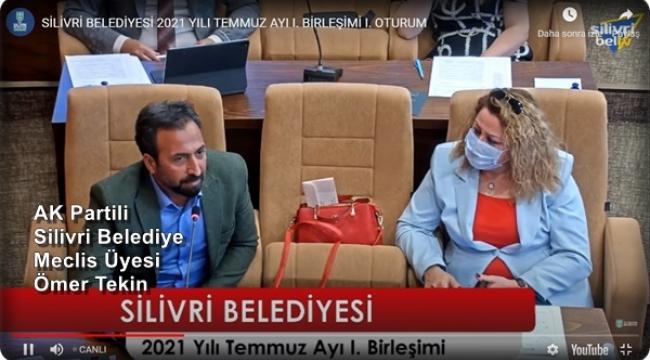 """Tekin, İmamoğlu'na Verdi Veriştirdi: """"Nalburdan Musluk Alıp Silivri'de Çeşme Açılışı Yapsın!"""""""