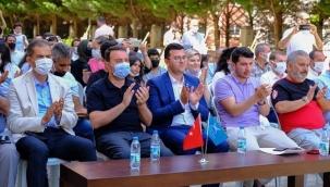 """TÜGVA Silivri'den Ertuğrul Gazi İlköğretim Okulu'nda """"15 Temmuz"""" Anması"""