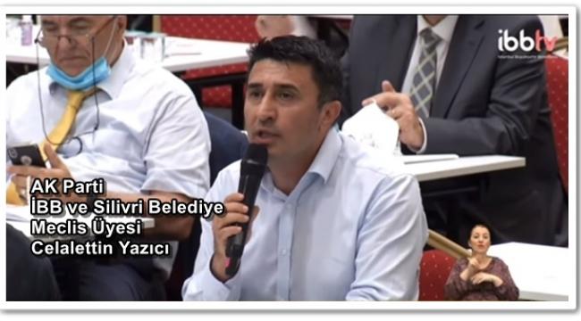 """Yazıcı: """"Teşekkürü hak eden Ekrem İmamoğlu değil, Silivri Belediyesi'dir!"""""""