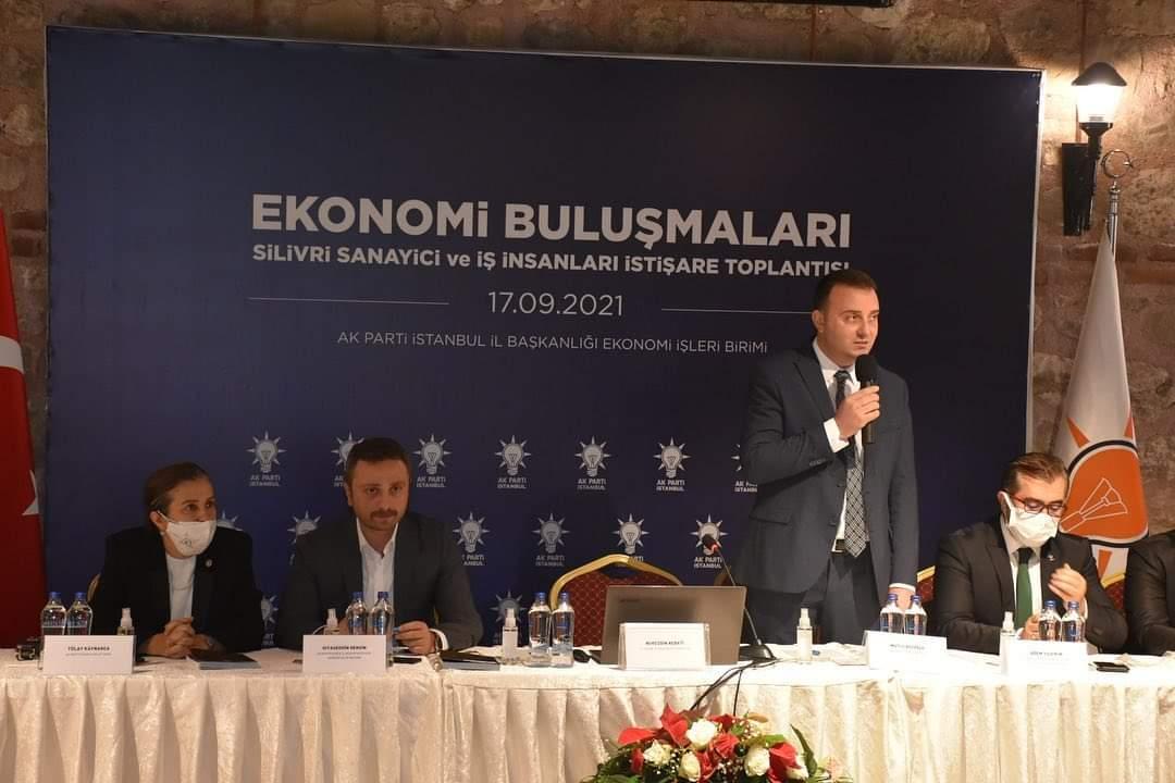 AK Parti'den ekonomiye dair dikkat çeken toplantı