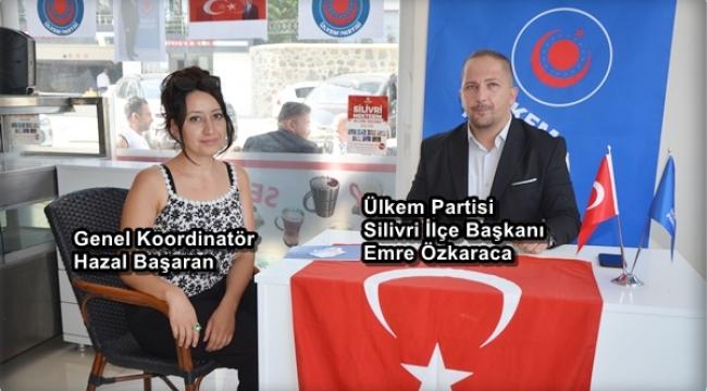 """Emre Özkaraca: """"Ülkem Partisi, 2019'da Kurulan Öncü Bir Parti"""""""