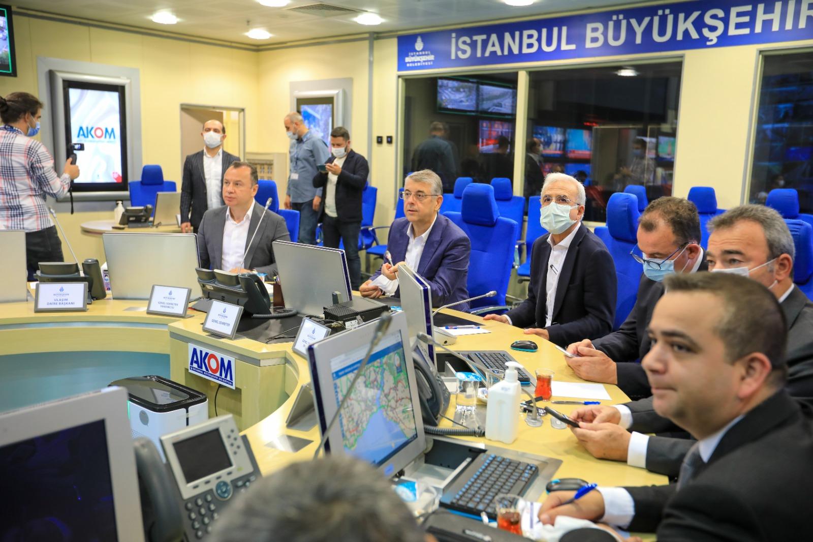 İstanbul Trafik Sınavından Geçti