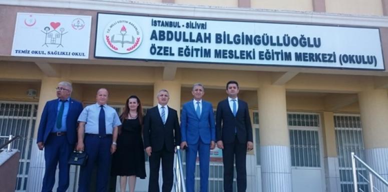 Silivri Özel Eğitim Okulları, MEB Müdürlerince Ziyaret Edildi
