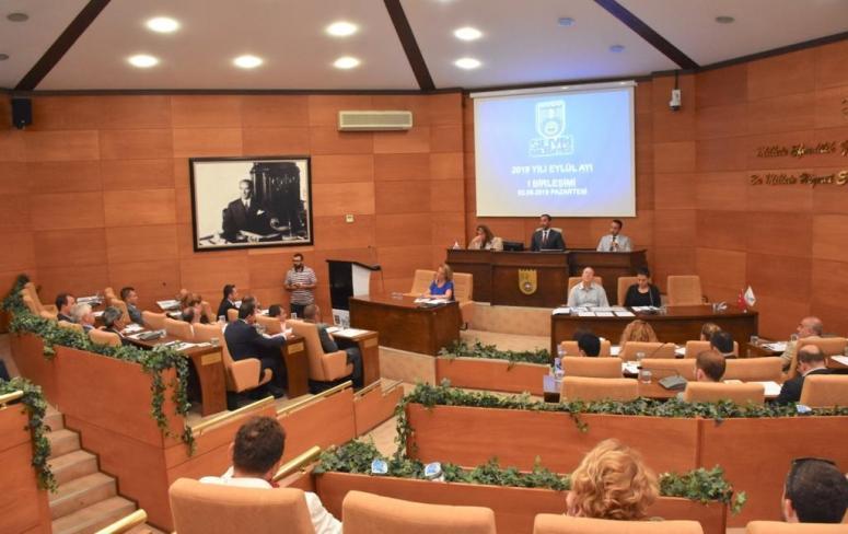Eylül Ayı Meclisi 1. Oturumu Yapıldı