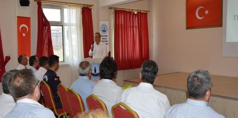 İlçe Hayat Boyu Öğrenme Okuryazarlık Seferberliği 2. Dönem Toplantısı Gerçekleştirildi