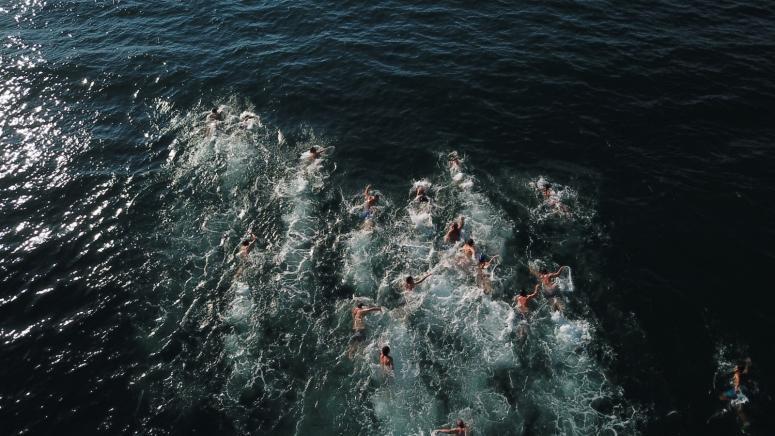 Deniz Yarışlarında Büyük Mücadele