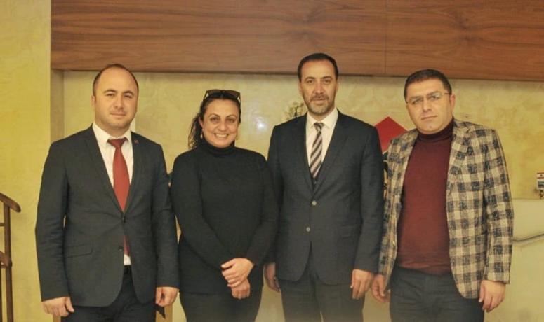 Yılmaz'dan Memiş ve Erdoğan'a ziyaret